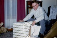 Christmas 1955 - Brink. Dad (John Herbert Brink)