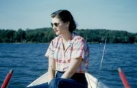 1958. Barbara Jean (Lowing) Brink - Pickeral Lake