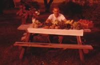 1958. Irwin Jay Brink - Lowing Garden Produce.