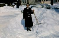 1958. Barbara Jean (Lowing) Brink - Winter, 84 E. 16th Street, Holland, Michigan.