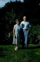 1959. Jennie (Elzinga) Brink (Mom)<br>John Herbert Brink (Dad)
