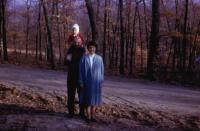 1963. Jeanne Marie Brink, Irwin Jay Brink, Barbara Jean (Lowing) Brink