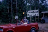 1966. Jeanne Marie Brink, Barbara Jean (Lowing) Brink, Anne Renee Brink - Summer