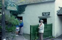 August, 1987. Barbara Jean (Lowing) Brink at Grasmere, Scotland.
