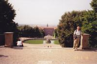 June, 1999. Boboli Gardens, Pitti Gallery (Palatina) (Florence, Italy). Irwin Jay Brink.