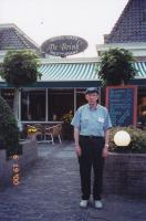 June, 2000. Irwin Jay Brink in Dwingeloo, Netherlands.